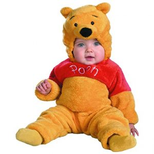 Winnie The Pooh Deluxe Costume - Baby 12-18
