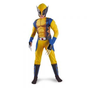 Wolverine Origins Classic Child Costume