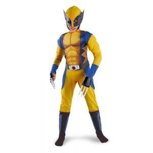 Wolverine Origins Classic Child Costume