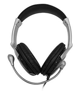 Universal PC/Stereo Gaming Headset - Yapster TM-YB100A8211; Black