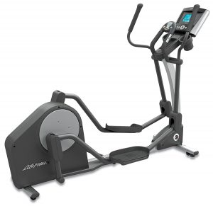 Life Fitness X3 Elliptical Cross-Trainer with Advanced Workout Console
