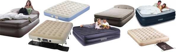 Best Air Mattress Guide & Reviews