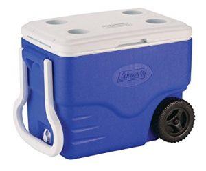 Coleman 40-Quart Wheeled Cooler Review