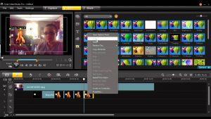 Corel VideoStudio Pro (Windows only)