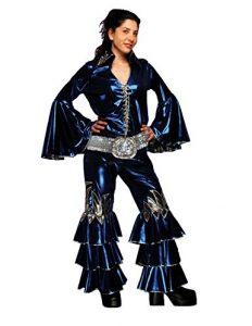 Blue Disco Dancer Costumes