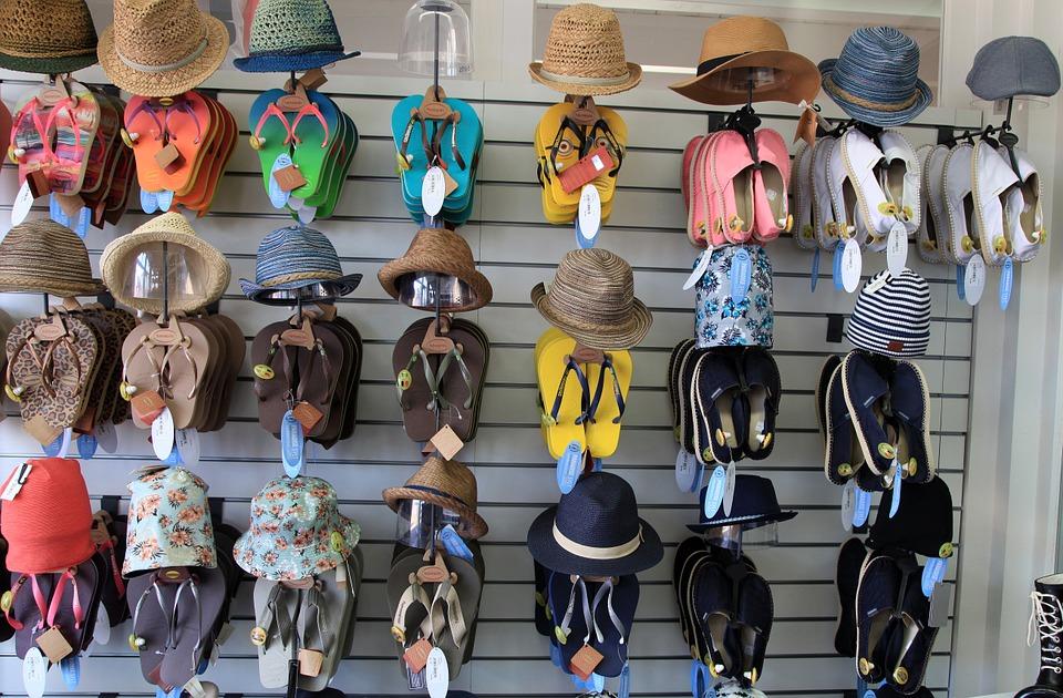 Flip-Flops, Golf Visors, and Baseball Caps aren't Necessary