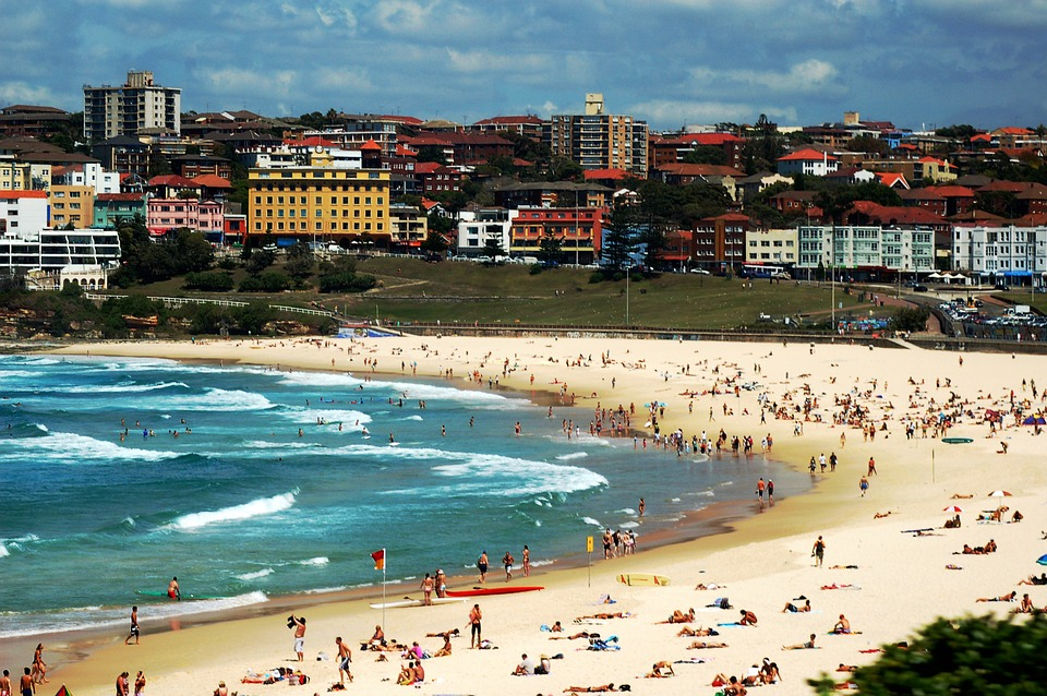 Going Towards Bondi Beach