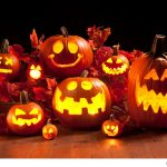 Happy Halloween Pumpkin Carving Images for Facebook Sharing