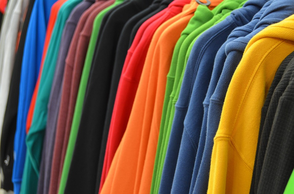 For Men: Leave Your Sweatshirts Behind