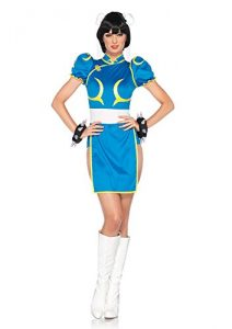 Blue Street Fighter Costumes