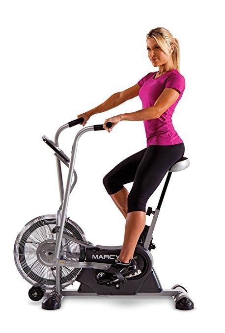 Marcy Classic Upright Fan Bike – Best Upright Fan Exercise Bike