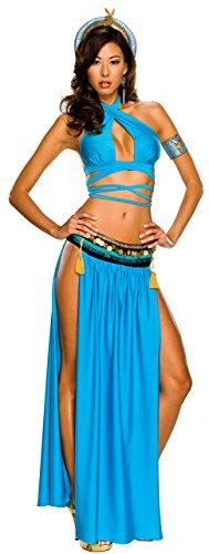 Cleopatra Costume In Blue