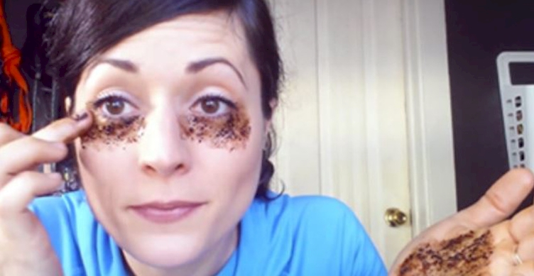 Making your eyes look fresher