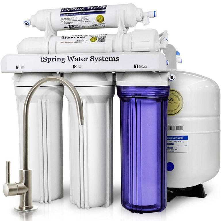 Top 5 Best Water Filter Reviews-Buyer Guide 2020