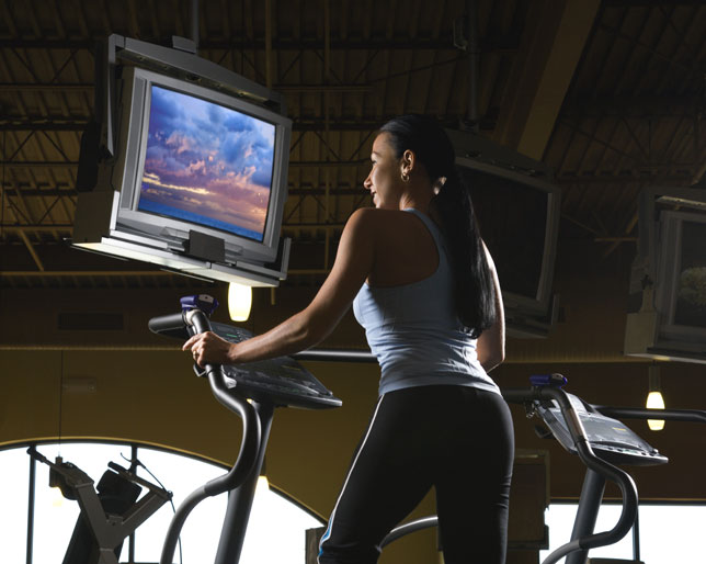 Get Set to Make Your Treadmill Less Boring