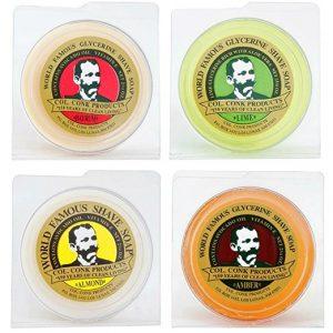 Colonel Conk Glycerin Soap