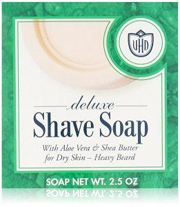 Van Der Hagen Deluxe Shave Soap, 2.5-Ounce Boxes (Pack of 12)