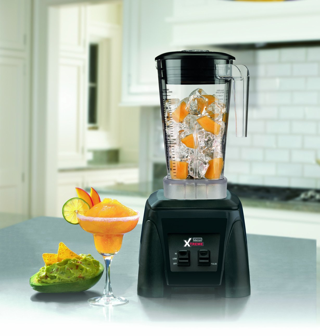 Waring Pro MX1000R Professional 3 HP Blender Review