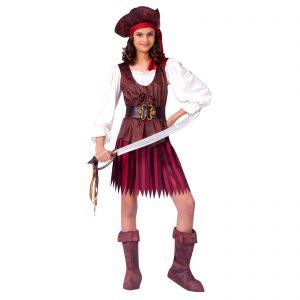 What's So Great About a Girls Pirate Costume?
