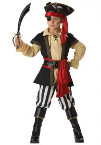What's So Cool About a Boys Pirate Costume?