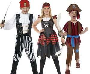 Pirate Costume for Girls Boys