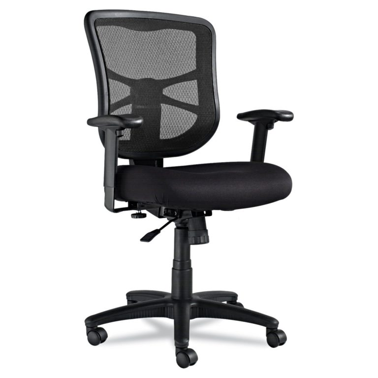 Alera Elusion Mesh Mid- Back Chair Review 2019