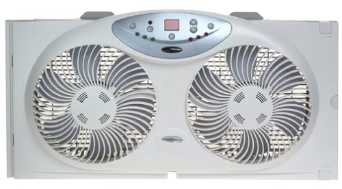 Bionaire BW2300 Twin Window Fan with Remote Control Review