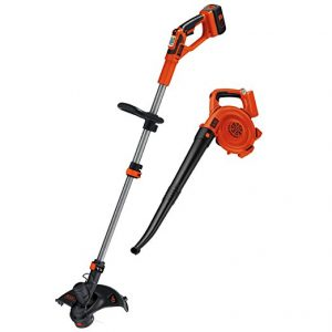Black & Decker LCC140 40-volt Max String Trimmer and Sweeper Combo Kit Reviews 2018