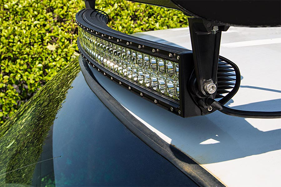 cheap LED light bars for off-road