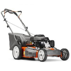 Husqvarna 961450023 HU700H Honda 160cc 3-in-1 Rear Wheel Drive Hi-Wheel Mower in 22-Inch Deck