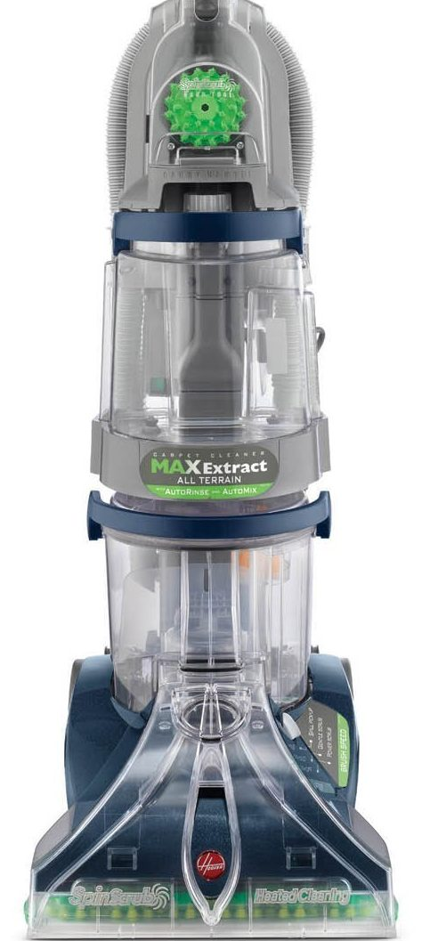 Hoover MaxExtract All-Terrain Carpet Cleaner Review