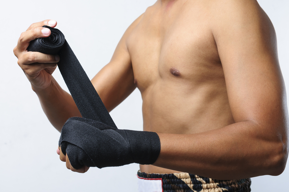 How to wrap your hands for boxing?