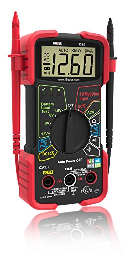 9 Best Digital Multimeter Reviews- Buyer Guide 2020