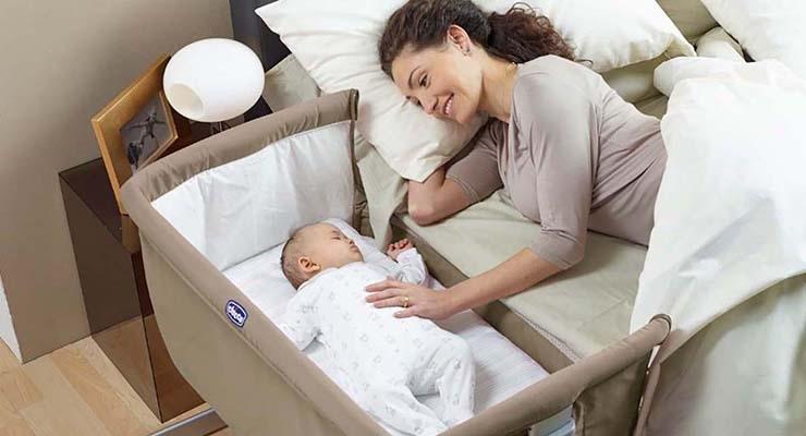 Teach a Baby To Sleep