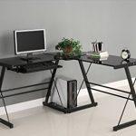 3-Piece Corner Desk Review-3-Piece Corner Desk from Walker Edison
