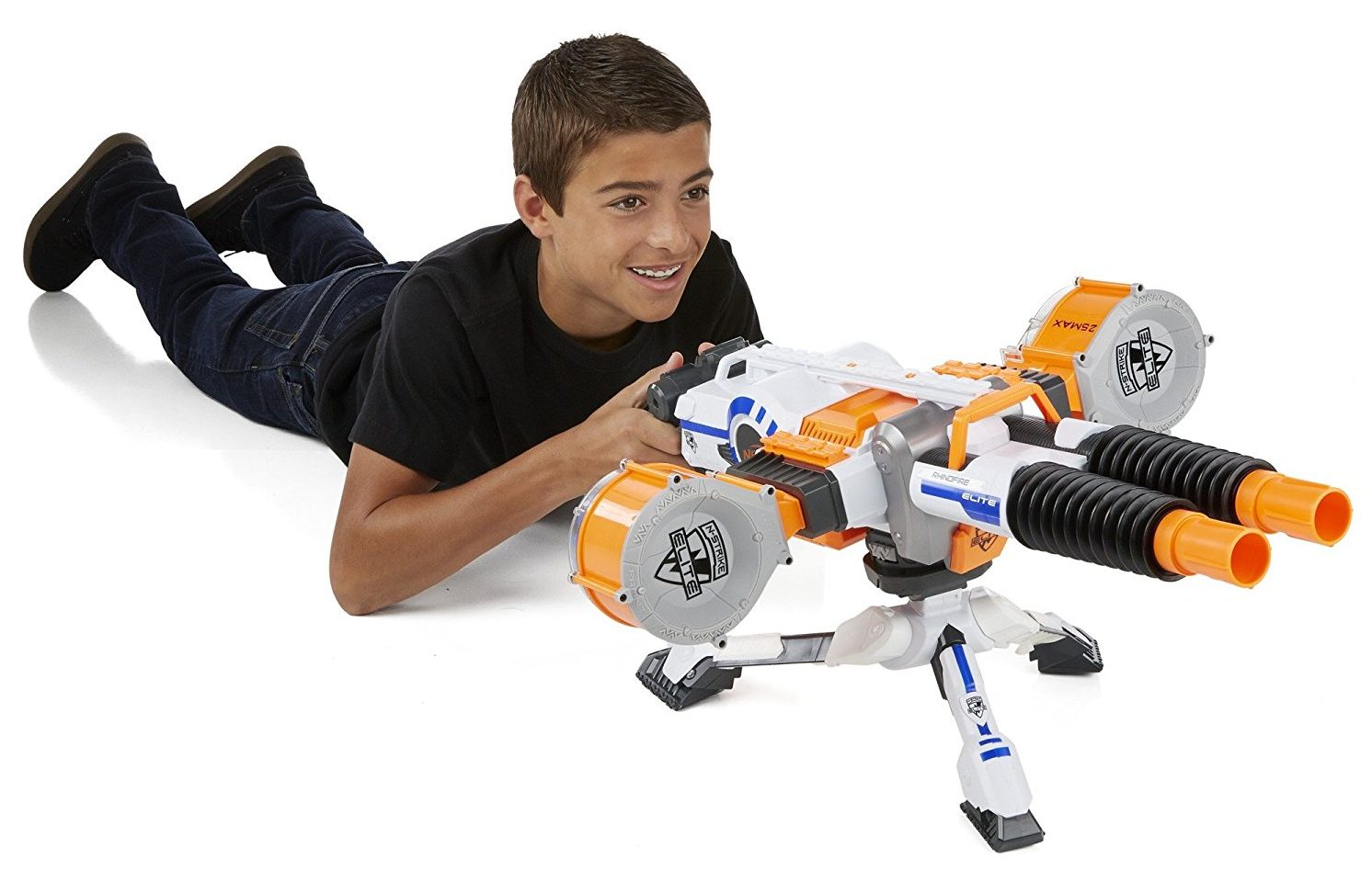 Nerf N-Strike Elite Rhino-Fire Blaster Review