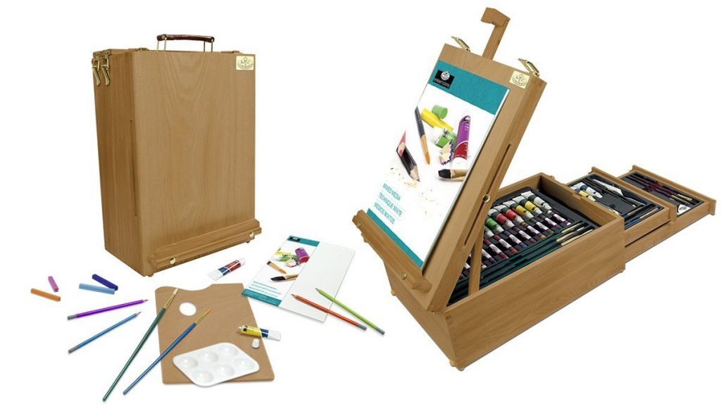 Royal Langnickel - The All Media Easel Artist Set
