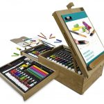 An Artist Easel Set To Get Your Brush Going