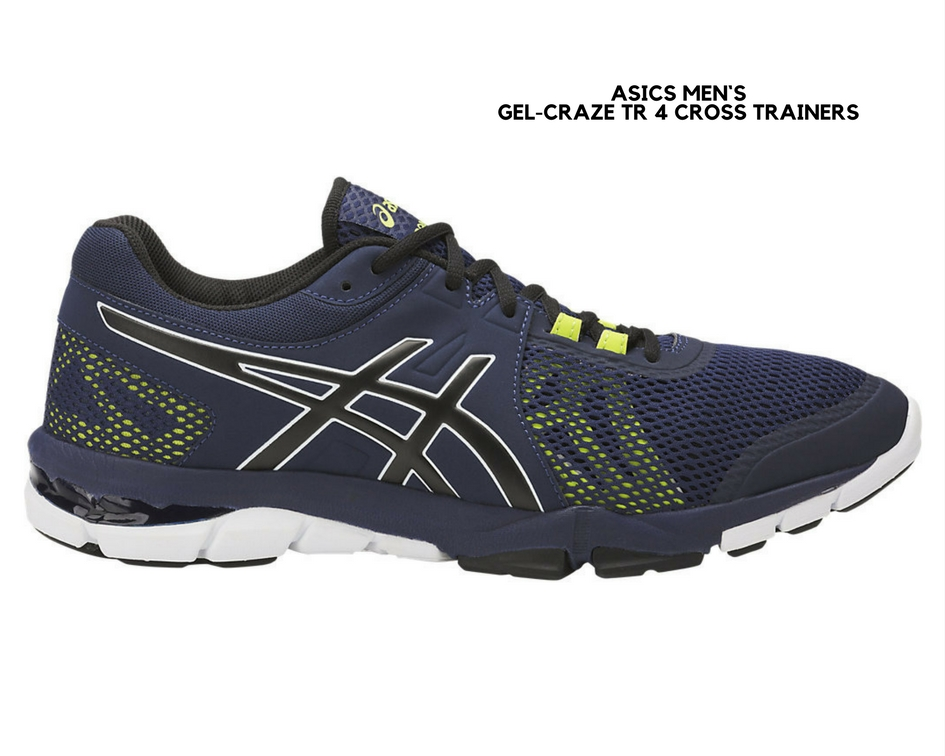 ASICS GEL-CRAZE TR 4 CROSS TRAINERS