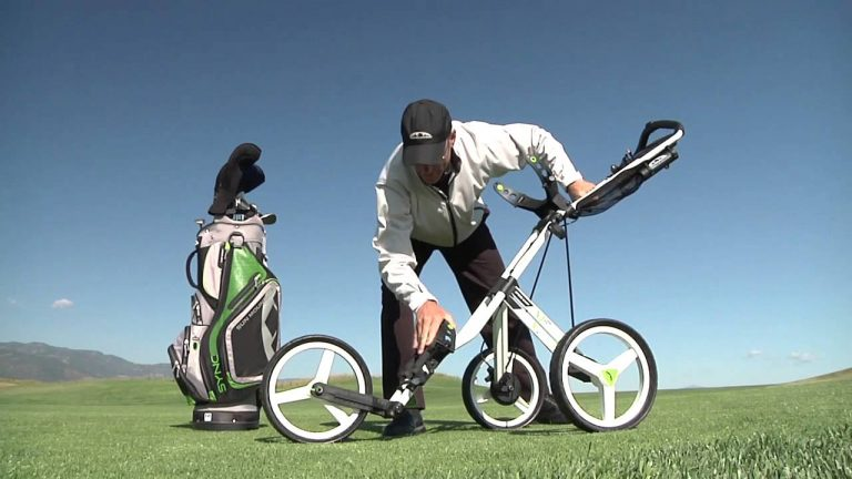 6 Best Golf Push Cart Reviews and Buyer Guide 2020