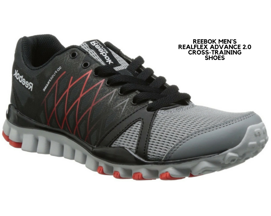REEBOK REALFLEX ADVANCE 2.0 CROSS-TRAINING SHOES