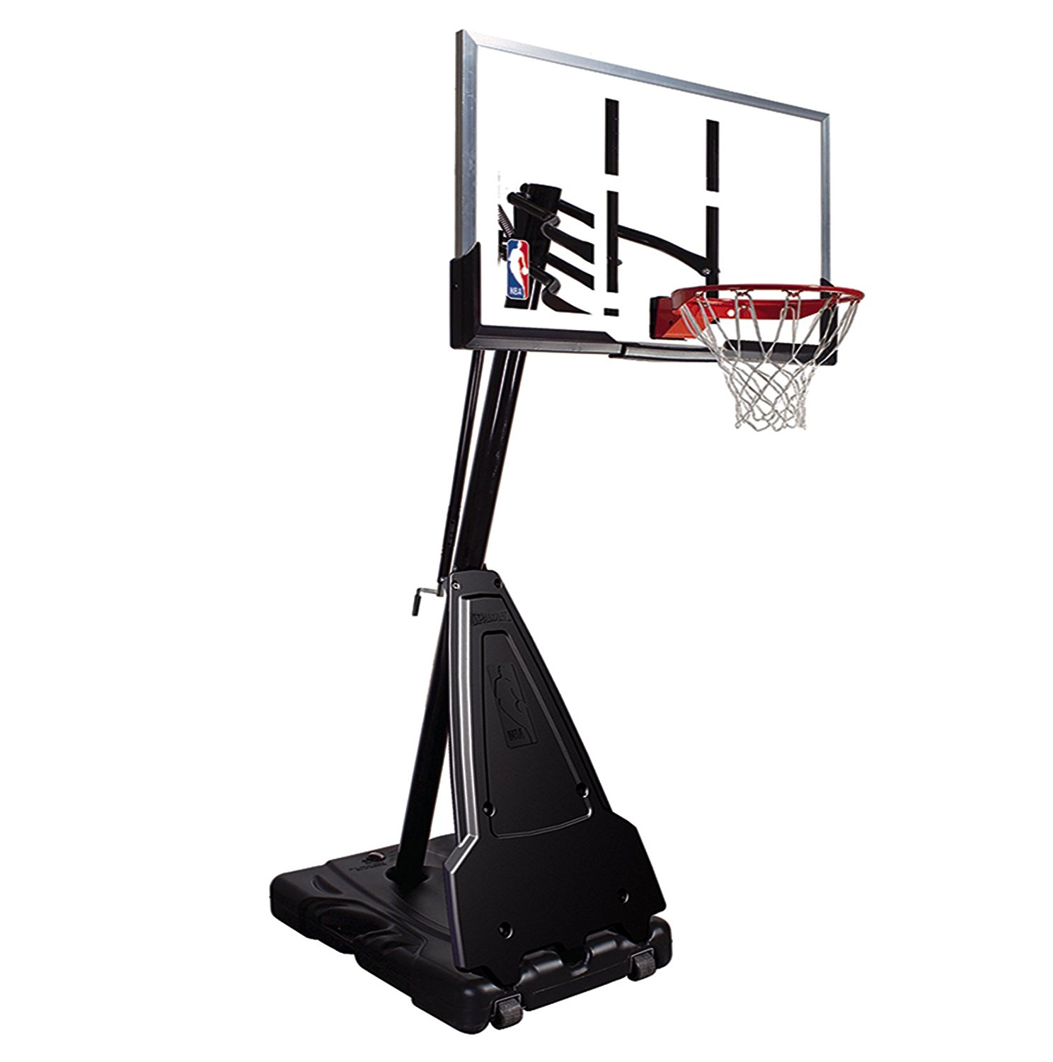 Spalding NBA Portable Basketball System Review