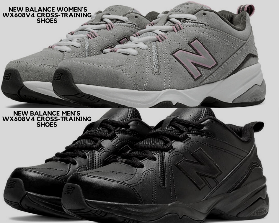 NEW BALANCE WX608V4 CROSS-TRAINING SHOES