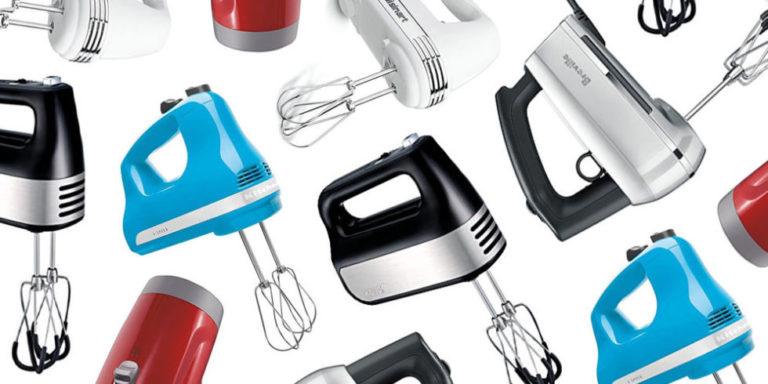 7 Best Hand Mixer Review-Buyer Guide 2021