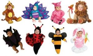 Animal or insect costumes