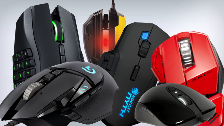10 Best Gaming Mouse Reviews-Buyer Guide Apr, 2021