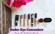 Best Concealer for Dark Circles and Acne Scars