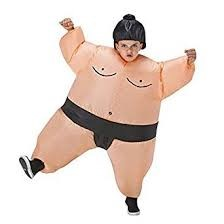 Kids Sumo Wrestler Halloween Costume