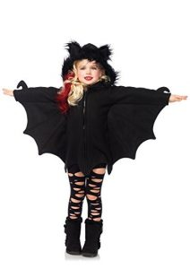 Kids cozy bat costume