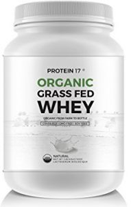 New And Unique - The Ultimate Organic, Grass-Fed Whey Protein